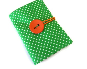 Green Tea Bag Holder - Wallet for Tea Bags - Card Wallet - Tea Bag Wallet - Teabag Wallet - Teabag Case