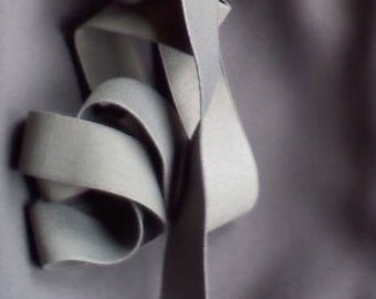 Grey Sz 13-14 yrs Suspenders