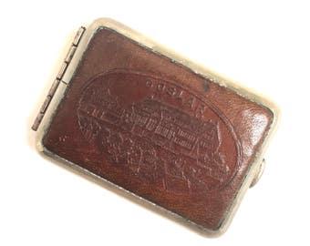 Antique German Vesta Match Safe