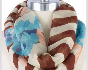 womens infinity scarves scarf, most popular items, unique gifts for women, Gift for Mom, cute spring summer scarf, Gift for Mom