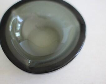 Vintage mid-century modern ashtray