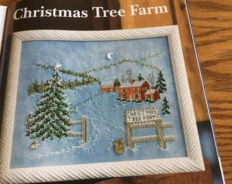 CHRISTMAS TREE FARM - Cross Stitch Pattern Only