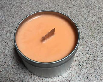 Peaches  (Pure Soy Candle)