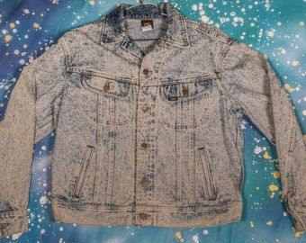 LEE Denim Jacket Men's Size M