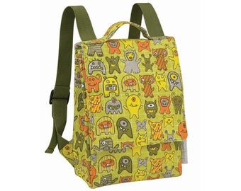 Hungry Monsters Modified TPN/Tube BackPack