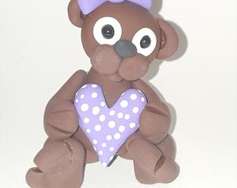 Sweat heart bear