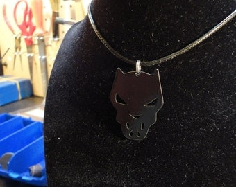 The Panther Pendant