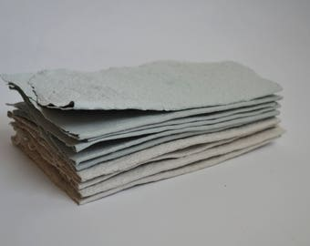Handmade Paper, Mixed Media Supply