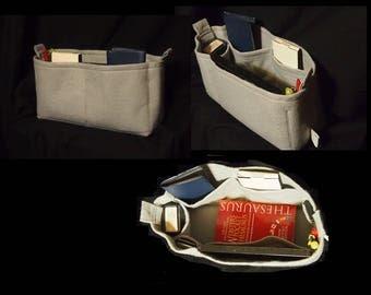 LV purse insert Ready to ship \ Purse organizer \ MM \ GM \ Lv \ Hard bottom \ Tabs \  Handbag Insert \ Custom Organizer \ 12l 6h 4d