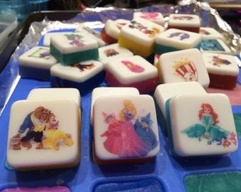 Princess Soap Favors -  Classroom Valentines