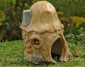 KNOTHOLE TOAD HOUSE