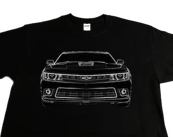 2014 Camaro RS SS T-Shirt