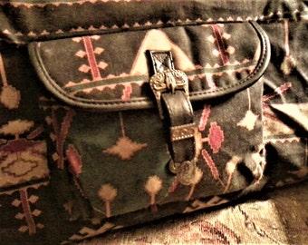 Navajo Style Weekender Bag