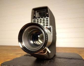 Vintage Tower Varizoom 8mm Camera with Vintage Tower Bag
