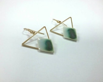 EARRINGS TRIANGLE