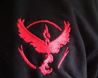 Team Valor Hoodie For The Win
