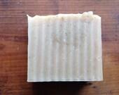 Orange Clove Soap: Cold Process Soap, Vegan soap,  Palm Free soap, Handmade Soap, natural soap, essential oil soap