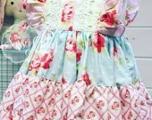 12M Rosie Cake Dress...by The Sassy Chic Boutique