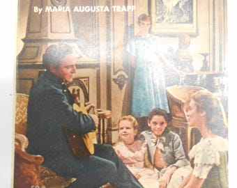 The Story of The Trapp Family Singers Paperback (20) By Maria Augusta Trapp
