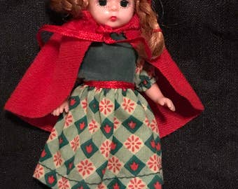 Madam Alexander Little Red Ridding Hood McDonalds Toy Collection