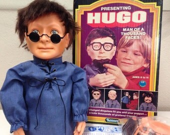 Hugo Disguise Doll by Kenner