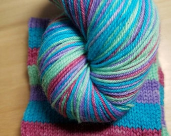 Little Bunny FuFu Self Striping Harmony Yarn