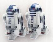 R2-D2 resin needle minder, magnet, Star Wars