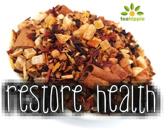 50g Restore Health - Loose Herbal Tea - Geekery Collection