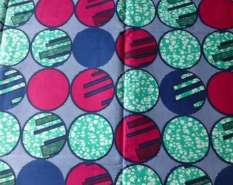 Mitex Holland Block Wax Print Fabrics For Dresses& Craft Making /Sewing/African Ankara Print Craft Fabric Sold By Yard