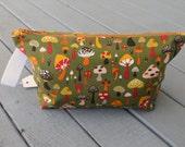 Mushrooms Slice Bag