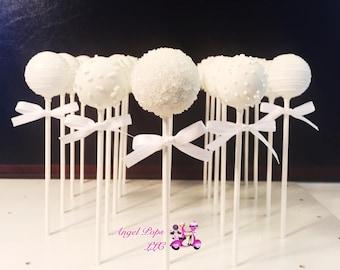 Wedding Cake Pops