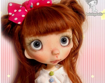 Muffin' collectible BJD' resin doll by Chrishanthi ''Ppinkydolls''