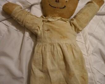 Volland & Co. Raggedy Ann Doll