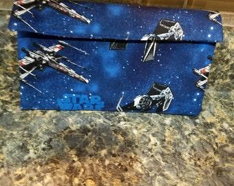Starwars Crayon Wallet