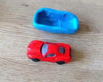 toy car 3D silicone mould
