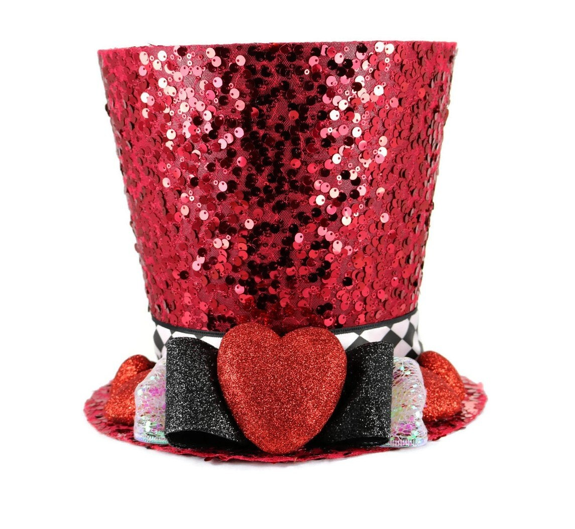 Großartig Valentines Day, Valentine Decor, Valentines Day, Top Hat, Hearts, Bow, Valentines  Day Gift