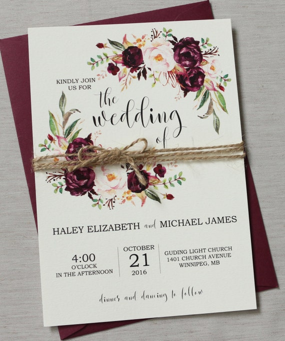 Design Your Own Wedding Invitations Template with perfect invitation template
