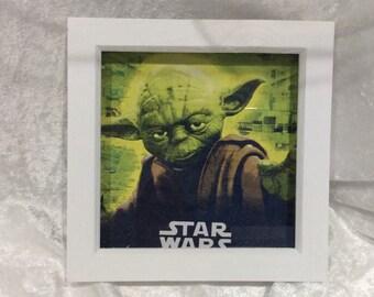 Star Wars Yoda Frame