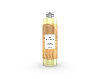 Castor Oil by Livana® Natural, 100% Pure  16 oz.