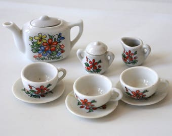 Toy China Tea Set from Japan