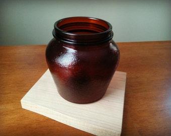 Vintage Baked Beans Jar - Owens-Illinios Glass Company - 1930-1944 - Decorative Jar - Vase