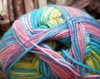 Head over heels sock yarn