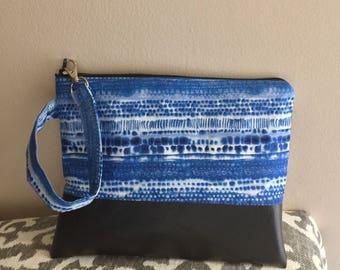 Cellphone wallet Wristlet,iPhone 7 Plus clutch,cellphone wallet,gadget clutch,galaxy clutch,womens gift idea,graduation gift