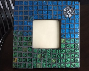 Mosaic Picture Frame - Square