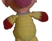 Custom Olimar Crochet Plush