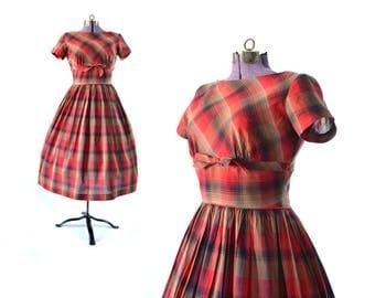 Cotton dress - Etsy