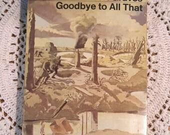 Robert Graves- Goodbye To All That-Penguin vintage paperback