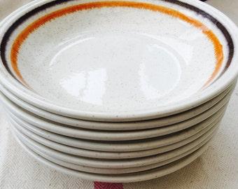 Biltons Staffordshire Bowls x 5