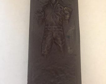 Star Wars Han Solo in Carbonite Soap