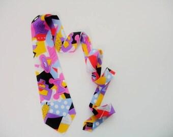 Men's Mod Havana Fashion Tie Rack Designer Made in Ireland Necktie